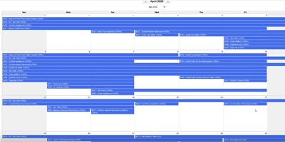 SGB CoConstruct Custom Home Build Schedule Example
