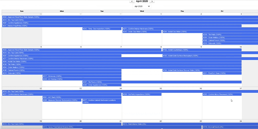 Am I Going to Get a Schedule for My Custom Home Build?