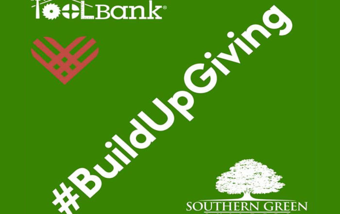 #BuildUpGiving this #GivingTuesday